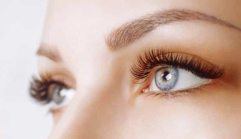natural ways to get long luscious eyelashes