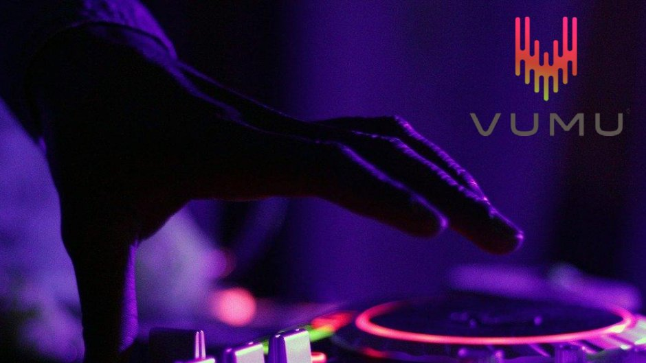 music makes the world round but vumu is here to make it spin